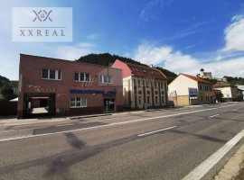 FOR SALE - polyfunctional building with potential in Trenčín - only at XX REAL