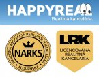 Happy real,s.r.o., člen NARKS