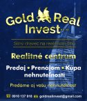 GOLD REAL INVEST,s.r.o.