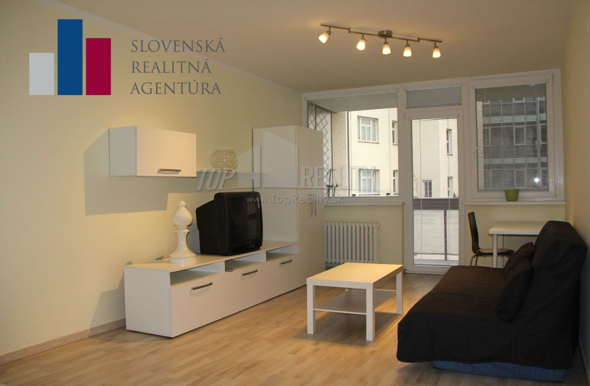 For rent modern 1 bedroom apartment in bratislava city for Modern 1 bedroom apartments