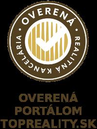 Overená realitná kancelária portálu TopReality.sk